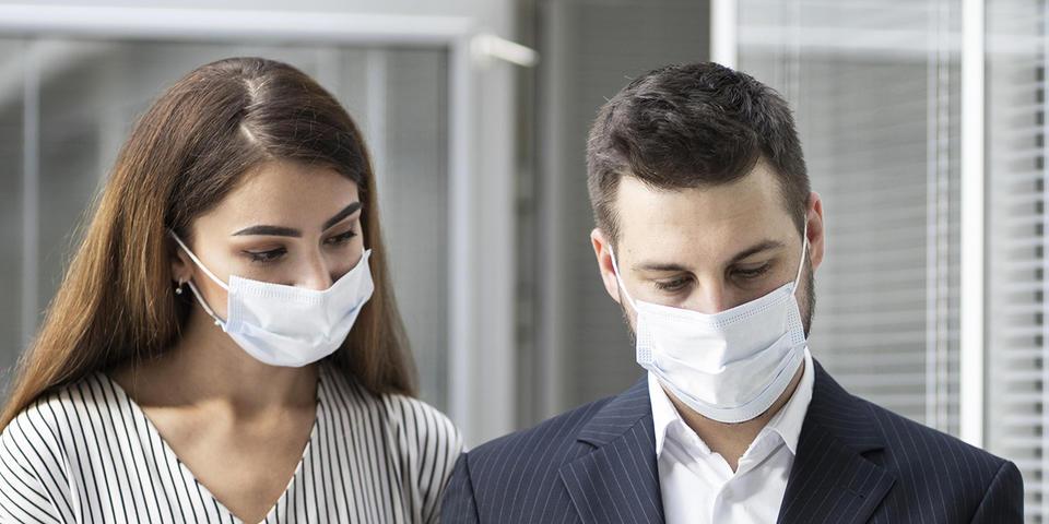 TPE PME masque pass sanitaire